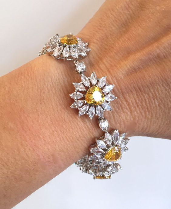 Fancy Yellow Diamond and Marquise Estate by WOWTHATSBEAUTIFUL