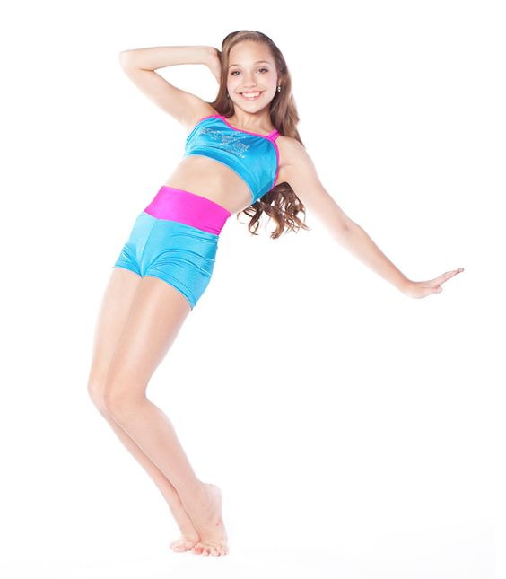 Maddie Ziegler Modeled For Quot Abby Lee Apparel Quot 2015