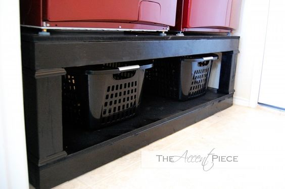Pin By Nidhi Verma On Front Load Washer Pedestal Ideas