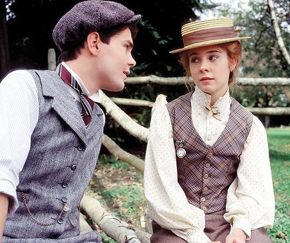 Anne of Green Gables (1985) GOSH!! I love these films so much!! Anne and Gilbert are literary the cutest …