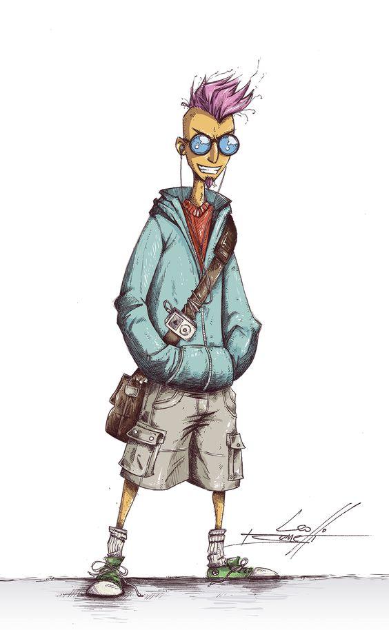 #terminei #designer #drawing #boy #sketch #boydraw #nerd #punk #young #unipin #inspiration #maoinversa #studio #studiomaoinversa #studionerd #lovemywork #love #finish #leob149 #photoshop #digitalart
