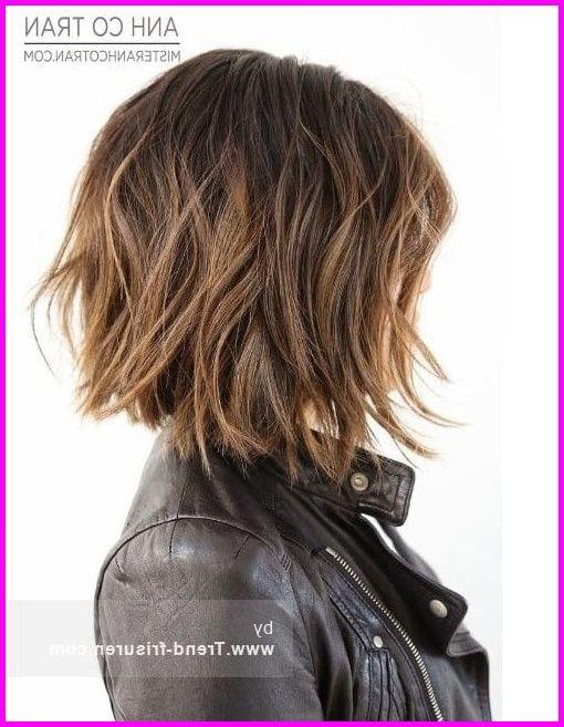 Frisuren Fur Mittellange Haare Trend Stufenschnitt Fur Lange Haare