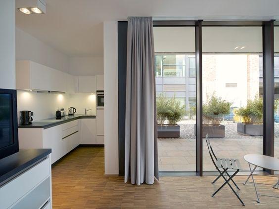 Komfortables Apartment, Schiffbauergasse Potsdam, Freytag &von der Linde