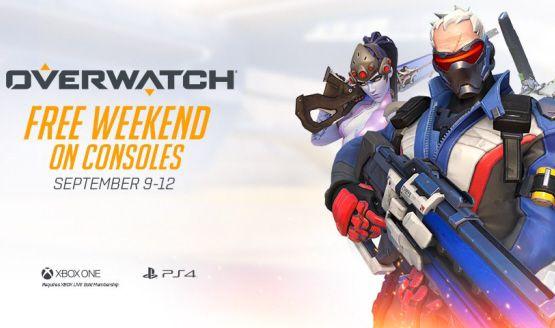 Overwatch Free Weekend Brings Server Errors, Downtime