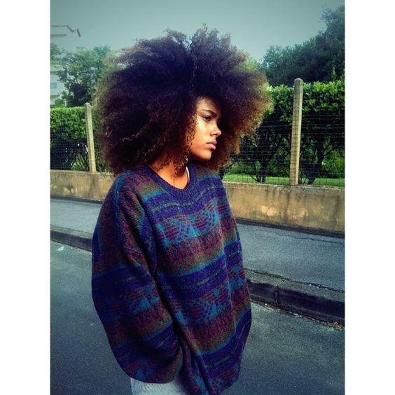 Tina Kunakey Http Instagram Com Blackgoldprincess Curl