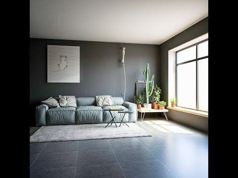 interior vray sun + sky portal lighting and settings