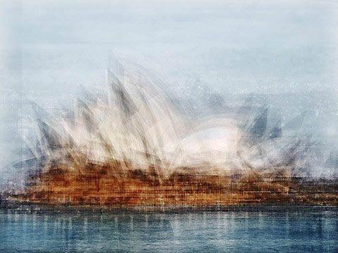 Sydney Opera House by Pep Ventosa http://goo.gl/D1Tnx