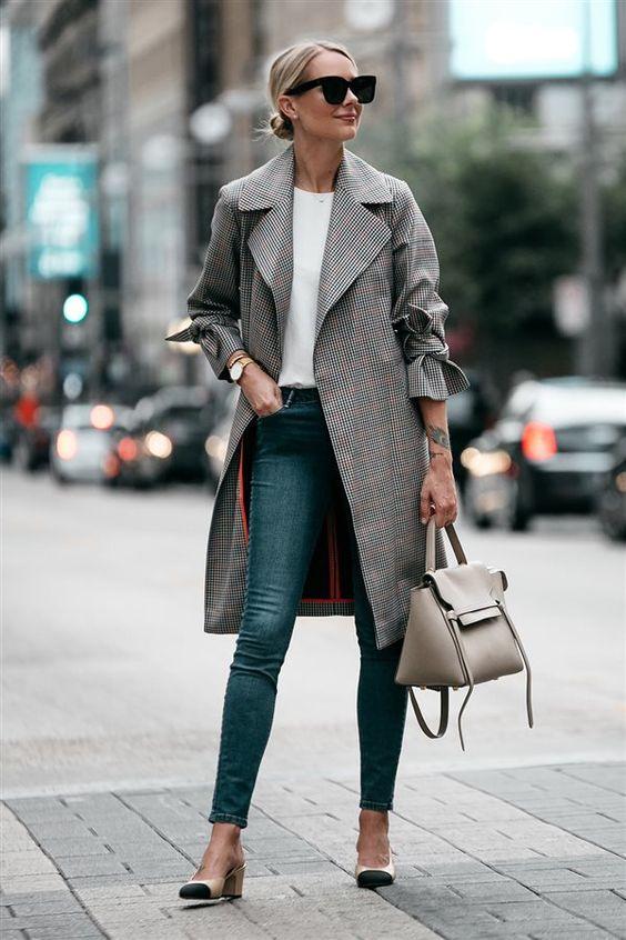 La chaqueta marca el look. Invierte en una prenda especial