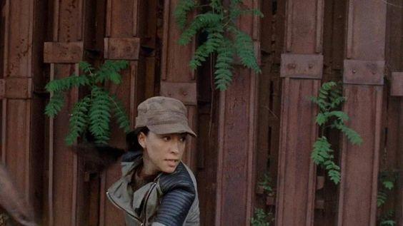 """The Walking Dead """"No Sanctuary"""" 5x01"""