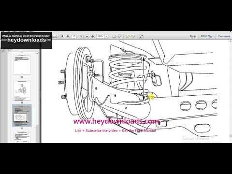 2006 2009 Pontiac G5 Service Manual Pdf Download In 2020 Pontiac Pontiac G5 Pdf Download