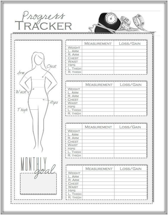 Weight Loss and Measurement Progress Tracker https://www.goherbalife.com/amandapearson/