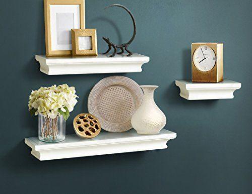 Floating Shelves Ledge Wall Shelf