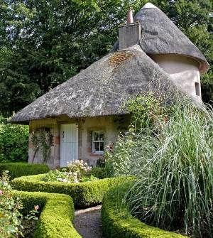 english storybook cottage Poetic Dwellings Pinterest