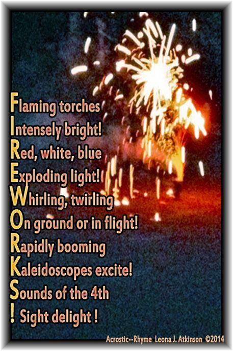 Pinterest the world s catalog of ideas for Firework shape poems template