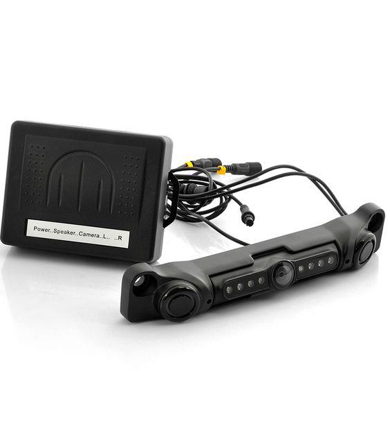 7 IR LEDs Nightvision Car Rearview Camera,2 Object Sensors,Sony [SKU#CR24] - $86.00 : Rakeinme.com