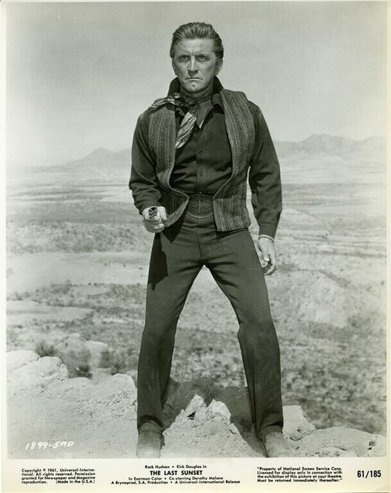 America's Cowboy Days Are Over; An Article by Kirk Douglas in the Huffington Post @ This Link: http://www.huffingtonpost.com/kirk-douglas/americas-cowboy-days-are-_b_3392413.html ;: