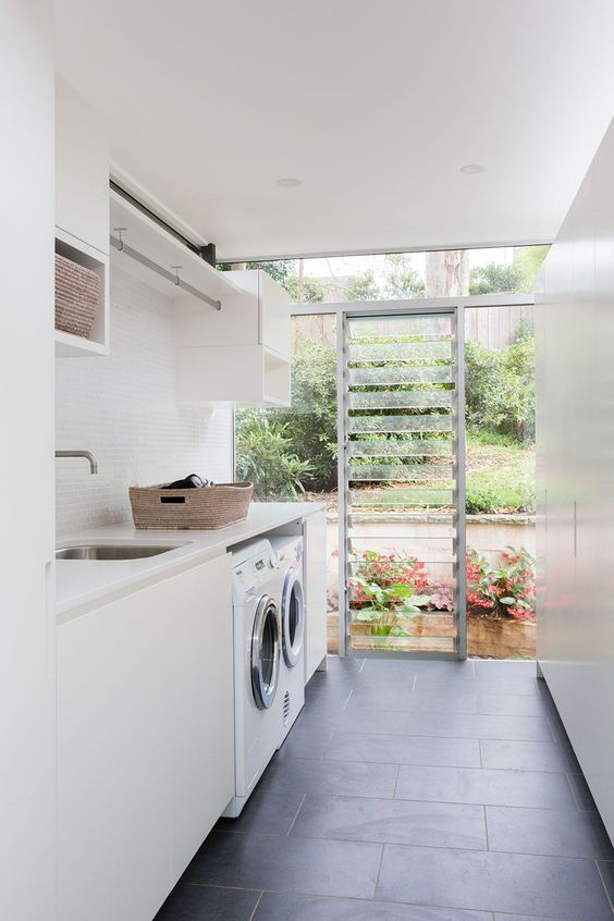54 Gorgeous Laundry Room Design Ideas Modern Laundry Rooms