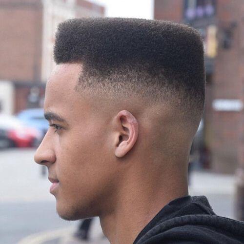 50 Afro Peinados Para Hombres Afro Peinados Top Fade Haircut High Top Fade Haircut Flat Top Haircut