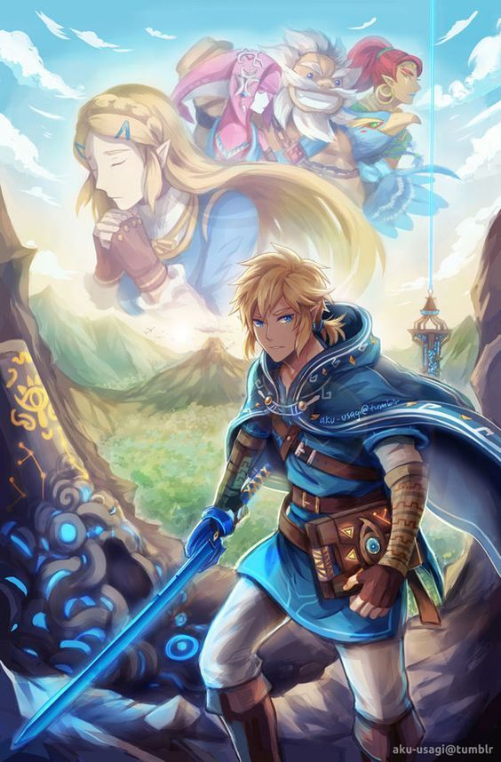 Join The The Legend Of Zelda Fandom On Thefandome Com And Get Free