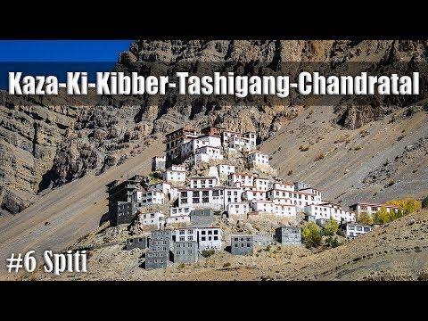 Kaza Ki Kibber Tashigang Chicham Gete Chandratal Lake Spiti