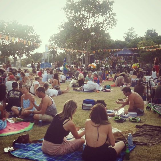 #sundayfunday at #currumbin pirate park or #palmbeach  A great way to enjoy #free #music outside #eat really awesome food and meet some #rad people! Search up local gigs at http://ift.tt/23mAu8N  #brisbane #currumbinbeach #local #localband #sundays #fundays #qld #queensland by explore_oceania http://ift.tt/1X9mXhV