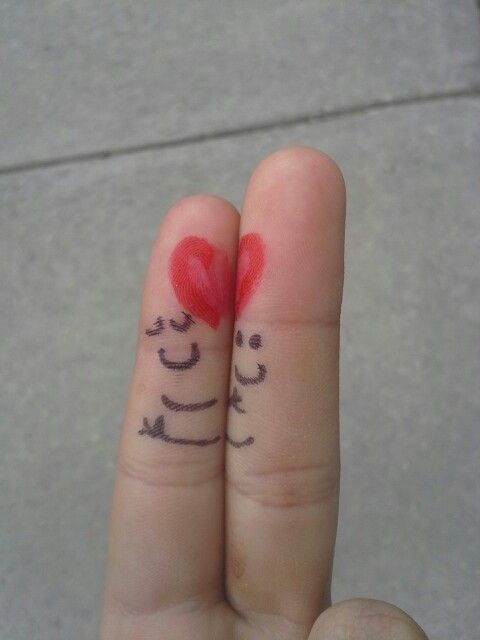 Cute fingers ♥