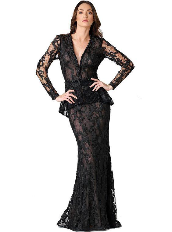 Nicole bakti black dresses