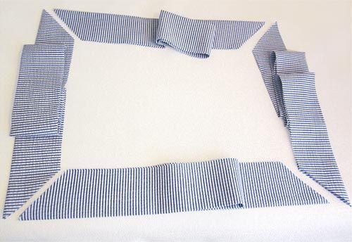 pillow sham flange tutorial sewing craft decor pinterest linens everything and seersucker. Black Bedroom Furniture Sets. Home Design Ideas