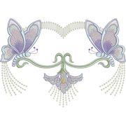 Sue Box Creations   Download Embroidery Designs   Art Nouveau