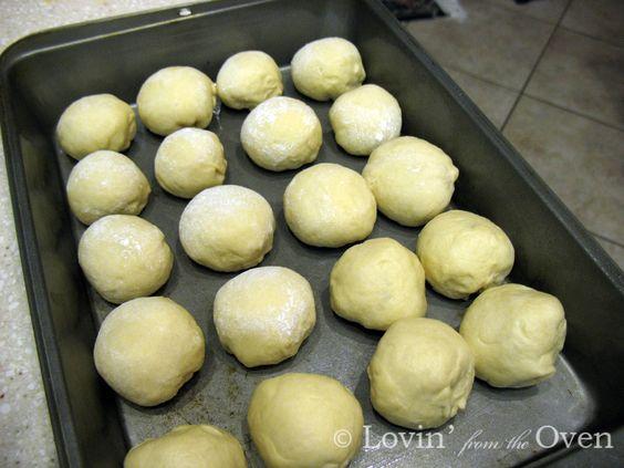 Frieda Loves Bread: 4 Ways to Make Dinner Rolls Ahead