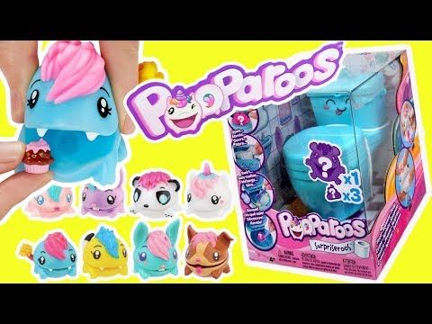 Pooparoos Surprise Toy Squishy Surpriseroos Collectibles Opening Mattel Unicorn Toy Caboodle Youtube Unicorn Toys Disney Princess Toys Princess Toys