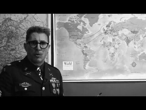 Puscifer Invades Europe - The Money $hot Heard 'Round The World