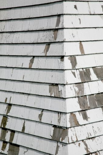 How to Paint Steel Siding With the Paint Peeling   eHow.com