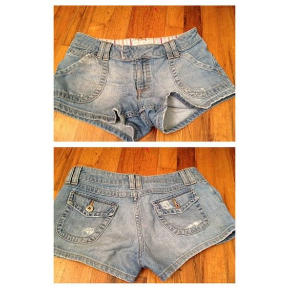American eagle jean shorts  American Eagle Outfitters Shorts Jean Shorts