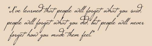 True that~