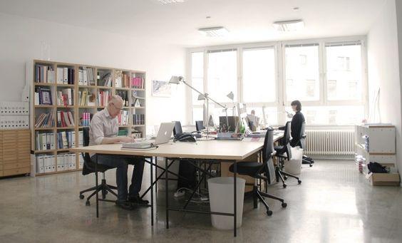 Heller Büroraum auf der Cremon Insel #Büro, #Bürogemeinschaft, #Office, #Coworking, #Hamburg