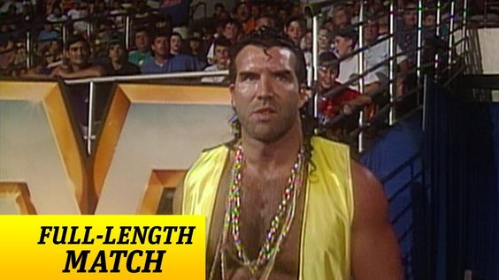 Razor Ramon's WWE Debut 1992