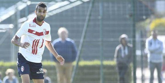 Football - Ligue 1 - La saison de Mounir Obbadi commence mal. (F. Porcu/L'Equipe)