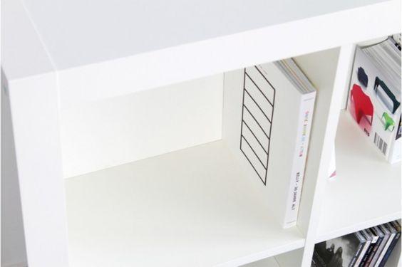 Rückwand für Expedit Regal (1 Paar) Wohnungstipps Pinterest - küchen regale ikea