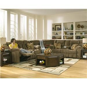 reclining sectional kittanning butler pittsburgh lower