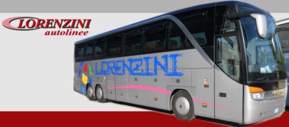 AUTOLINEE LORENZINI srl, nasce nel 1929 come attività di trasporto passeggeri. Oggi core business è diventato il servizio di noleggio pullman per viaggi Gran Turismo grazie all'acquisizione della nota agenzia SAT Viaggi SRL.