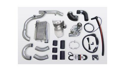 (Limited Supply) Click Image Above: Procharger Supercharger Kits - Ho Intercooled With C-1b (zetec) [00-03 Ford Focus Zetec]