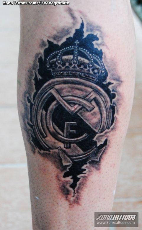 Tatuaje real madrid 72939 481 780 escudos de for Real madrid tattoos