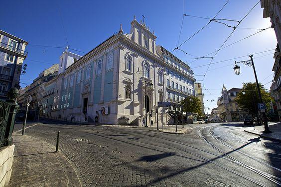 Igreja de Nossa Senhora do Loreto, Lisboa, Portugal