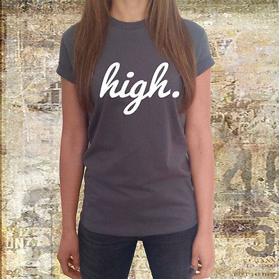 high new t shirt party swag slang cool funny gift dope peak  supreme top nice l4