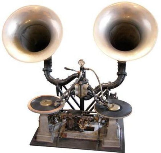 DJ Mixer - Cross Fader, 1910