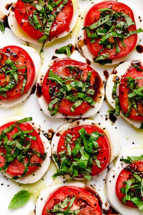 Caprese Salad Recipe Appetizer