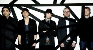 Maximo Park - September 15, 2012 at U Street Music Hall.  I can't wait!!!!