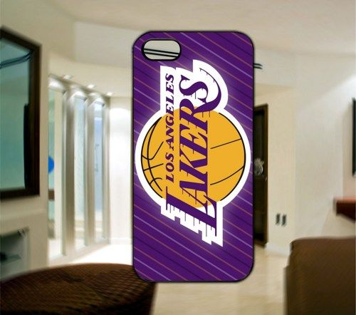 Los Angeles Lakers Basketball For iPhone 4/4S iPhone 5 Galaxy S2/S3 | GlobalMarket - Accessories on ArtFire