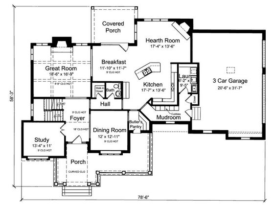 Home Plans For The Future House Design Plans